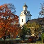Västanfors kyrka 2012-10-06